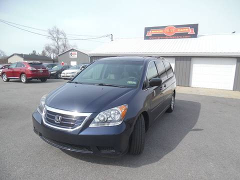 2008 Honda Odyssey for sale at Grand Prize Cars in Cedar Lake IN