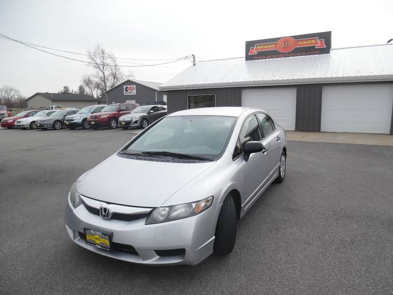 2010 Honda Civic For Sale >> 2010 Honda Civic Vp Grand Prize Cars