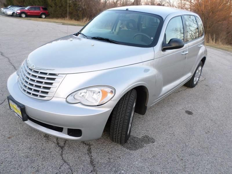 2008 Chrysler Pt Cruiser In Cedar Lake In