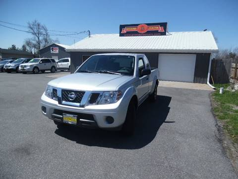2013 Nissan Frontier for sale at Grand Prize Cars in Cedar Lake IN