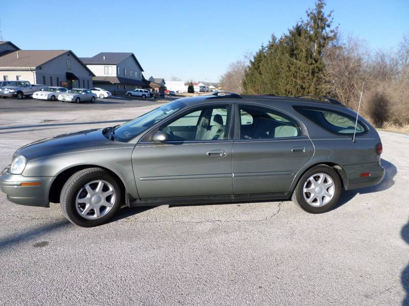 2003 mercury sable gs 4dr wagon in cedar lake in grand. Black Bedroom Furniture Sets. Home Design Ideas