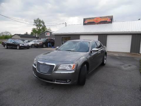 2012 Chrysler 300 for sale at Grand Prize Cars in Cedar Lake IN