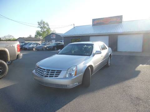 2008 Cadillac DTS for sale at Grand Prize Cars in Cedar Lake IN