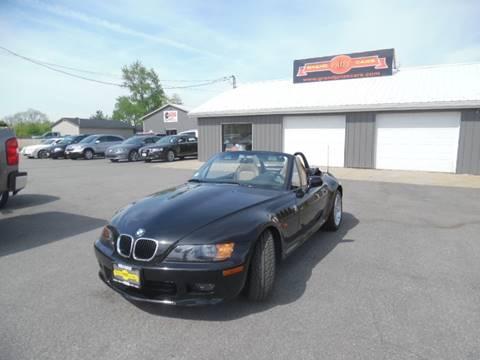 1998 BMW Z3 for sale at Grand Prize Cars in Cedar Lake IN