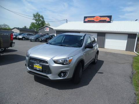 2013 Mitsubishi Outlander Sport for sale at Grand Prize Cars in Cedar Lake IN