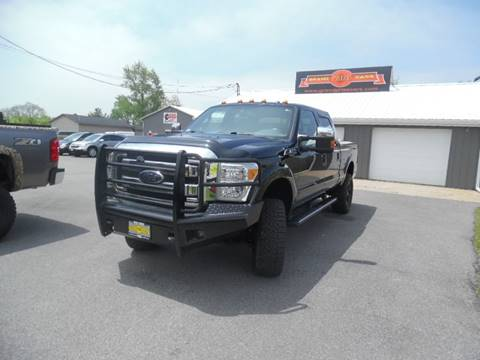 2011 Ford F-250 Super Duty for sale at Grand Prize Cars in Cedar Lake IN