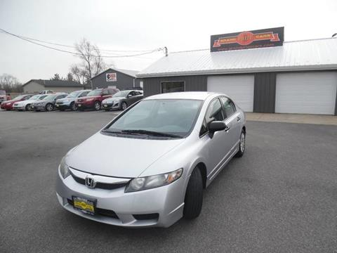 2010 Honda Civic for sale at Grand Prize Cars in Cedar Lake IN