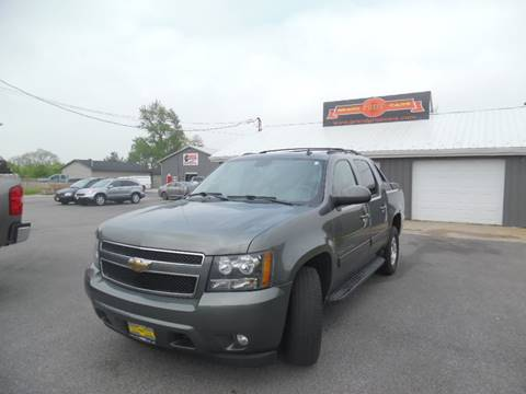 2011 Chevrolet Avalanche for sale at Grand Prize Cars in Cedar Lake IN