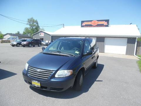 2007 Chrysler Town and Country for sale at Grand Prize Cars in Cedar Lake IN