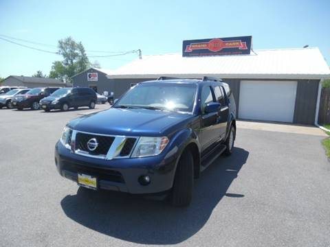 2009 Nissan Pathfinder for sale at Grand Prize Cars in Cedar Lake IN