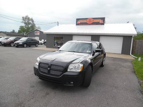 2007 Dodge Magnum for sale at Grand Prize Cars in Cedar Lake IN