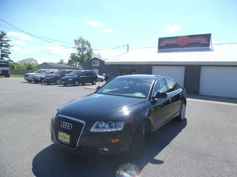 2011 Audi A6 for sale at Grand Prize Cars in Cedar Lake IN