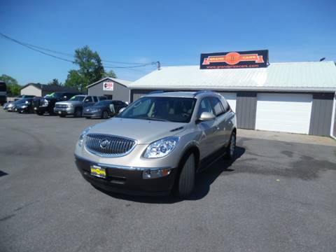 2011 Buick Enclave for sale at Grand Prize Cars in Cedar Lake IN