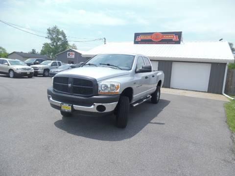 2006 Dodge Ram Pickup 2500 for sale at Grand Prize Cars in Cedar Lake IN