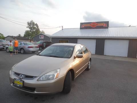 2005 Honda Accord for sale at Grand Prize Cars in Cedar Lake IN