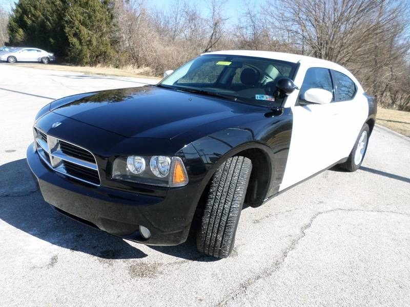 2010 Dodge Charger Police In Cedar Lake In Grand Prize Cars