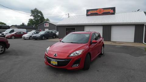 2011 Mazda MAZDA3 for sale at Grand Prize Cars in Cedar Lake IN