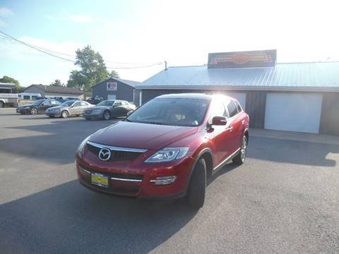 2007 Mazda CX-9 for sale at Grand Prize Cars in Cedar Lake IN
