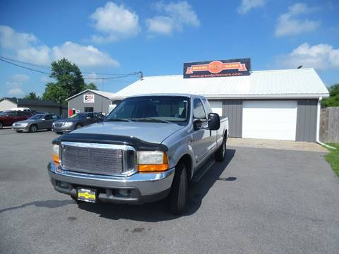 1999 Ford F-250 Super Duty for sale at Grand Prize Cars in Cedar Lake IN