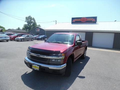 2006 Chevrolet Colorado for sale at Grand Prize Cars in Cedar Lake IN