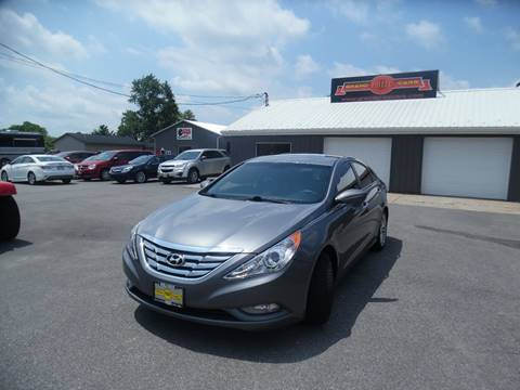 2011 Hyundai Sonata for sale at Grand Prize Cars in Cedar Lake IN