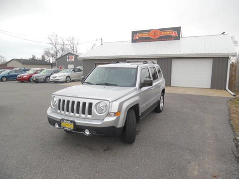 2011 Jeep Patriot for sale at Grand Prize Cars in Cedar Lake IN