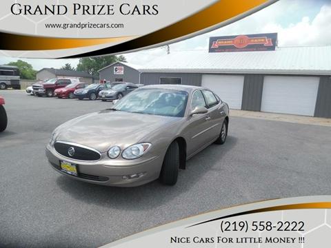 2007 Buick LaCrosse for sale at Grand Prize Cars in Cedar Lake IN