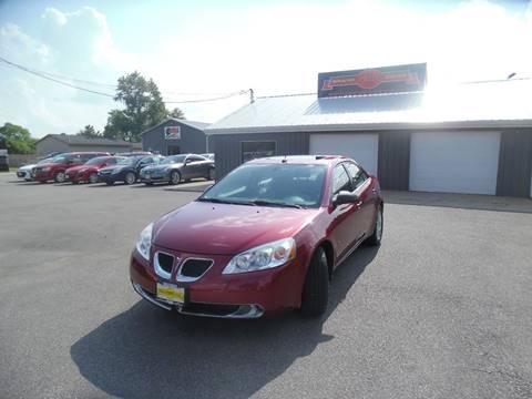 2008 Pontiac G6 for sale at Grand Prize Cars in Cedar Lake IN