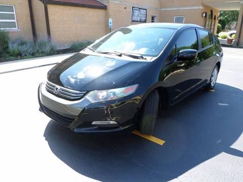 2011 Honda Insight for sale at Grand Prize Cars in Cedar Lake IN