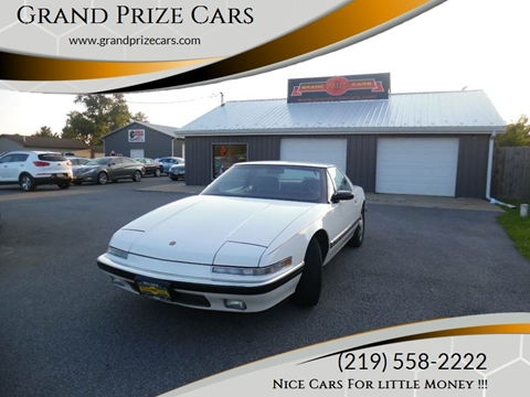 1988 Buick Reatta for sale at Grand Prize Cars in Cedar Lake IN