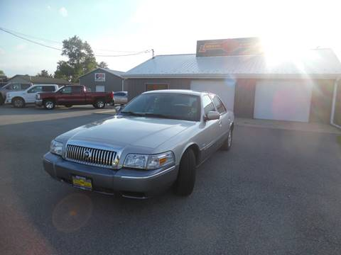 2006 Mercury Grand Marquis for sale at Grand Prize Cars in Cedar Lake IN