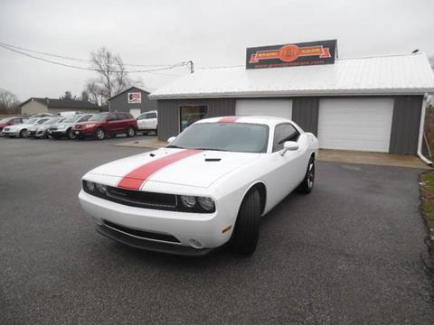 2013 Dodge Challenger for sale at Grand Prize Cars in Cedar Lake IN