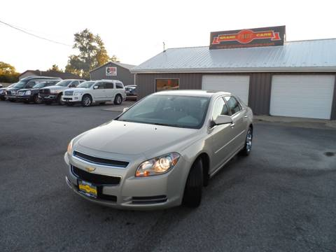 2012 Chevrolet Malibu for sale at Grand Prize Cars in Cedar Lake IN