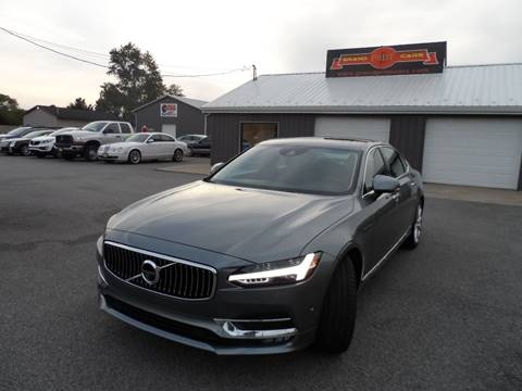 2018 Volvo S90 for sale at Grand Prize Cars in Cedar Lake IN