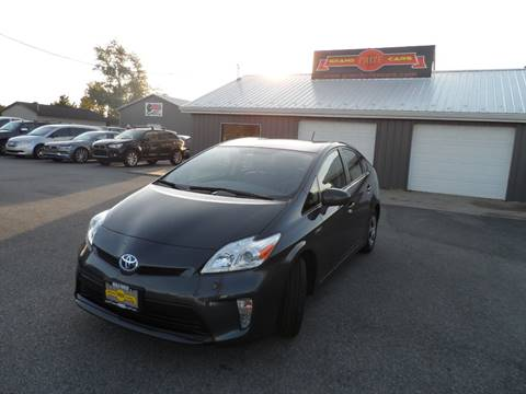 2012 Toyota Prius for sale at Grand Prize Cars in Cedar Lake IN
