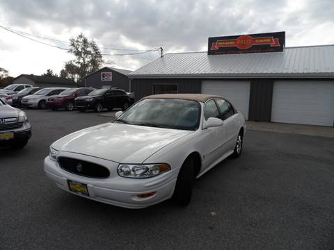 2005 Buick LeSabre for sale at Grand Prize Cars in Cedar Lake IN