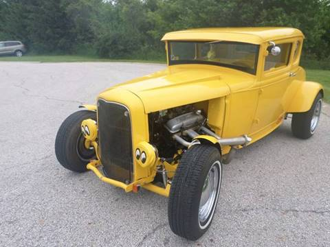 1930 Ford coupe for sale at Grand Prize Cars in Cedar Lake IN