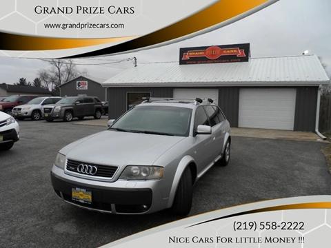 2004 Audi Allroad for sale at Grand Prize Cars in Cedar Lake IN