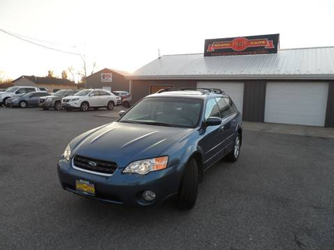 2007 Subaru Outback for sale at Grand Prize Cars in Cedar Lake IN