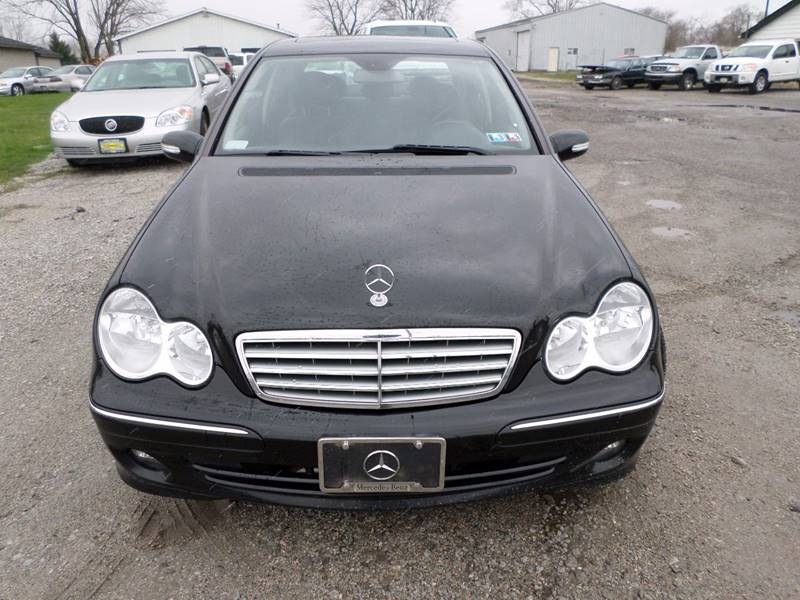 2007 mercedes benz c class c280 luxury 4matic in cedar