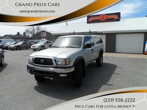 Toyota For Sale in Cedar Lake, IN - Grand Prize Cars
