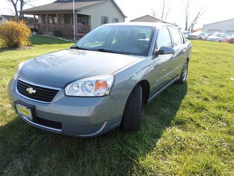 2007 Chevrolet Malibu for sale at Grand Prize Cars in Cedar Lake IN