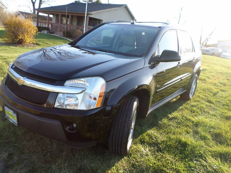 2006 chevrolet equinox awd lt 4dr suv in cedar lake in. Black Bedroom Furniture Sets. Home Design Ideas