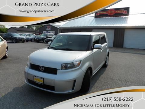 2010 Scion xB for sale at Grand Prize Cars in Cedar Lake IN