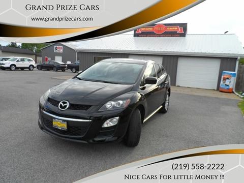 2011 Mazda CX-7 for sale at Grand Prize Cars in Cedar Lake IN