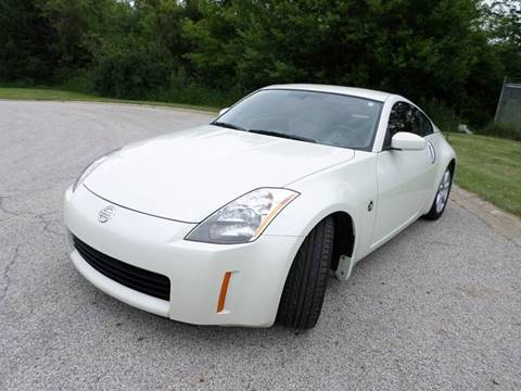 2003 Nissan 350Z for sale at Grand Prize Cars in Cedar Lake IN