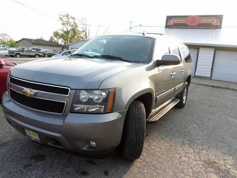 2009 Chevrolet Suburban for sale at Grand Prize Cars in Cedar Lake IN