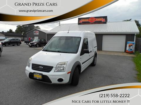 2010 Ford Transit Connect for sale at Grand Prize Cars in Cedar Lake IN