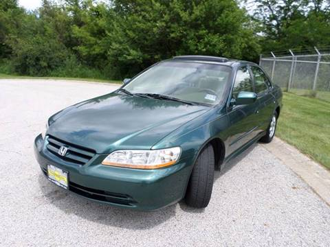 2002 Honda Accord for sale at Grand Prize Cars in Cedar Lake IN