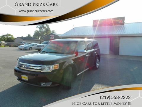 2009 Ford Flex for sale at Grand Prize Cars in Cedar Lake IN